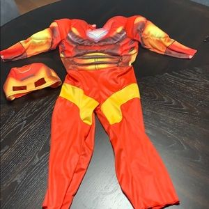 Costumes - Ironman Halloween costume